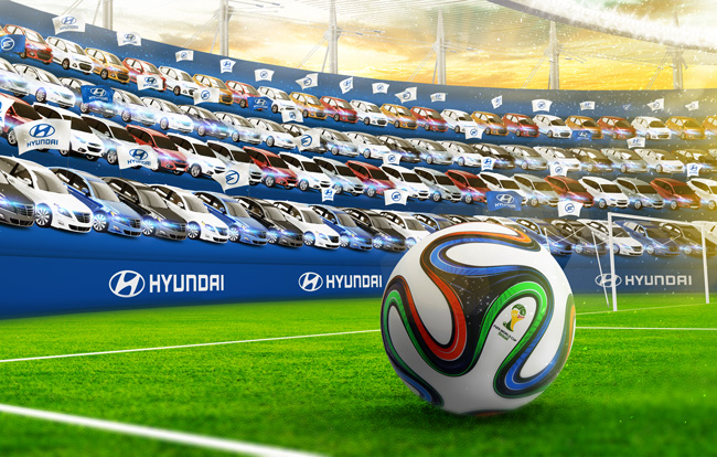 Hyundai Sudan, Fifa World Cup 2014