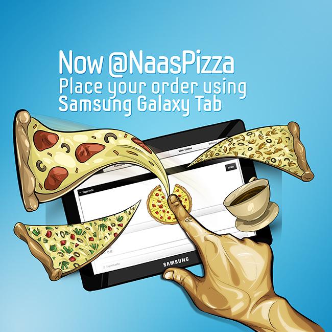 Order By Samsung Galaxy