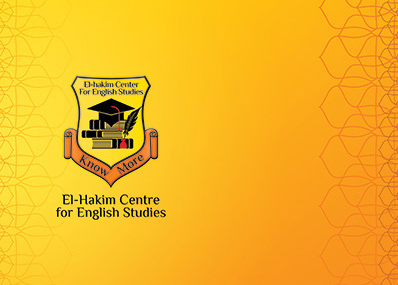 El-hakim Centre For English Studies Logo Development