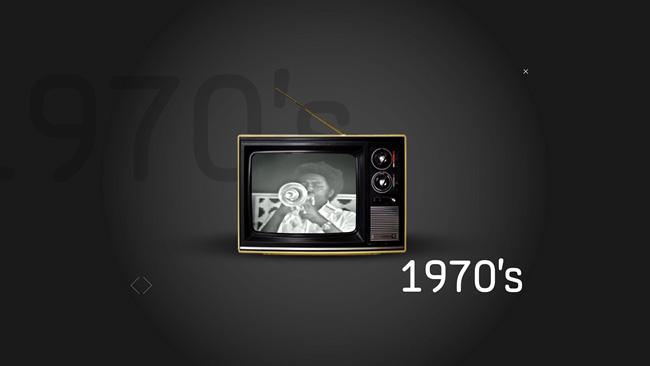 Samsung TV History