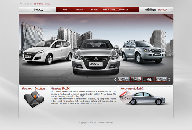 JAC Motors, Sareen Machinery & Equipments Co. Ltd.