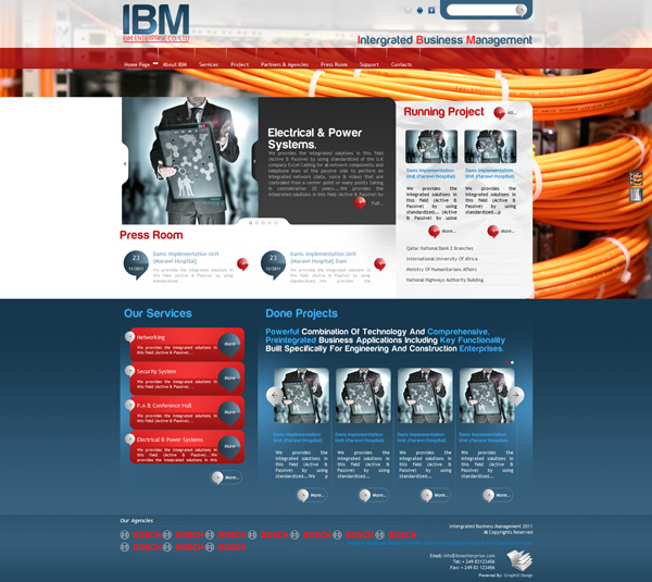 Intergrated Business Management (IBM)