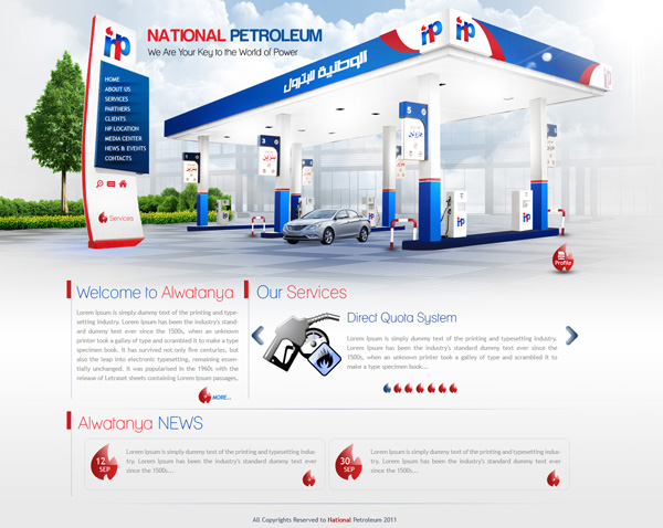 National Petroleum, Sudan