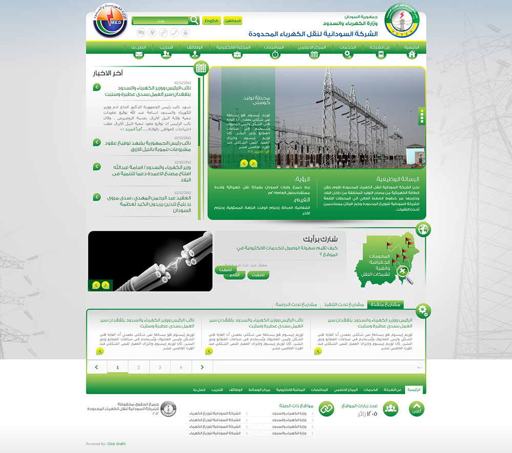 Sudanese Electricity Transmission Co Ltd