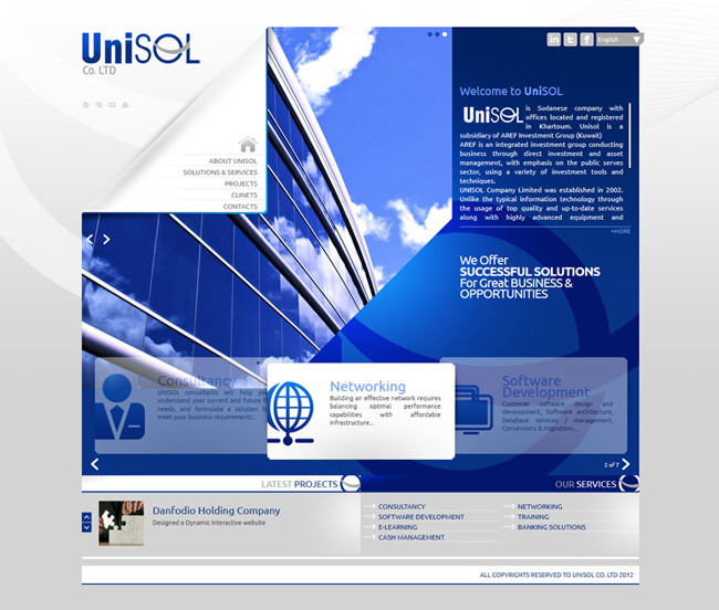Unisol Co. Ltd